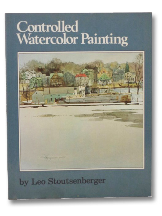 Controlled Watercolour Painting, Stoutsenberger, Leo