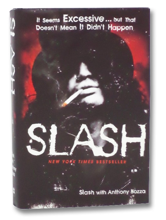 Slash, Slash; Bozza, Anthony