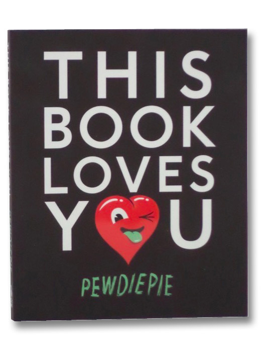 This Book Loves You, PewDiePie