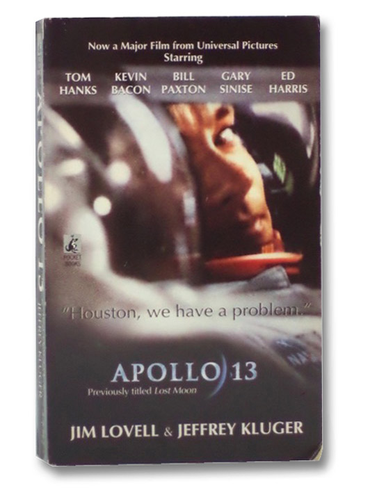 Apollo 13: Previously Titled Lost Moon, Lovell, Jim; Kluger, Jeffrey