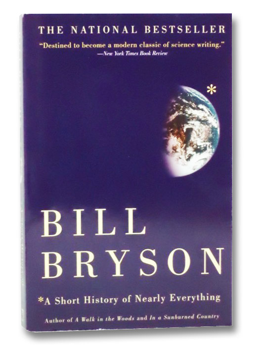 A Short History of Nearly Everything, Bryson, Bill