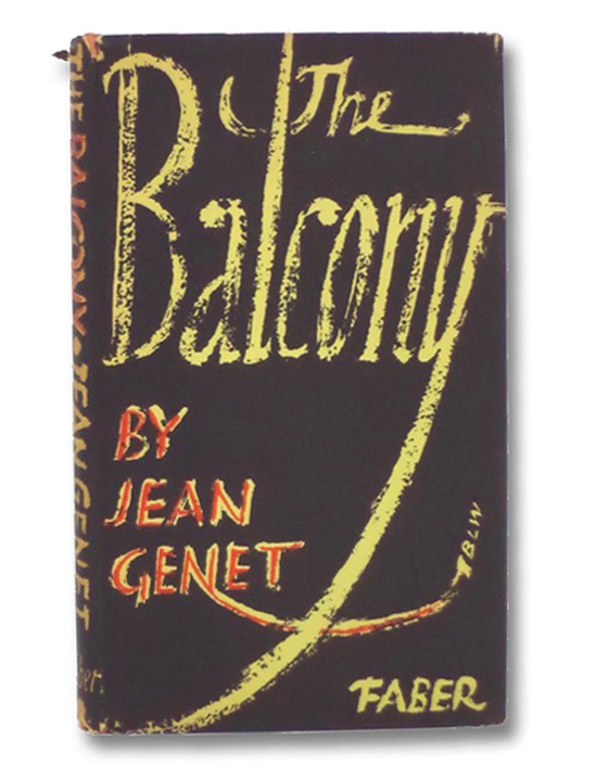 The Balcony, Genet, Jean