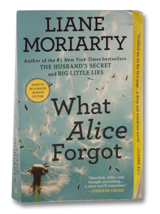 What Alice Forgot, Moriarty, Liane