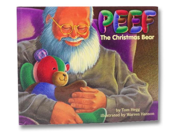 Peef the Christmas Bear, Hegg, Tom