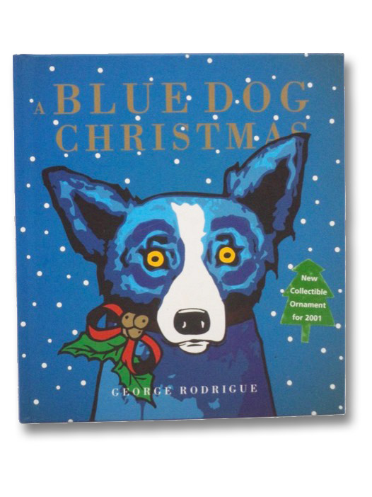 A Blue Dog Christmas, Rodrigue, George