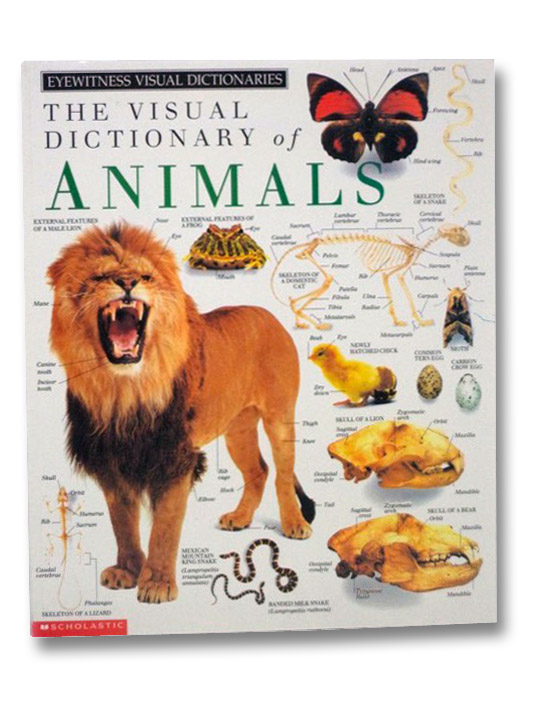 The Visual Dictionary of Animals, DK Books