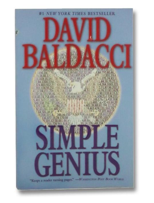 Simple Genius (King & Maxwell Series), Baldacci, David