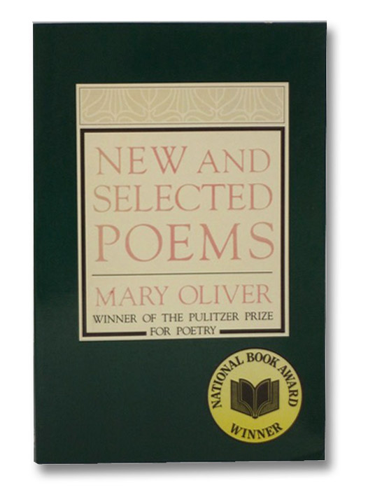 New and Selected Poems, Oliver, Mary