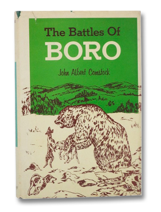 The Battles of Boro, Comstock, John Albert; Winnie, Geri