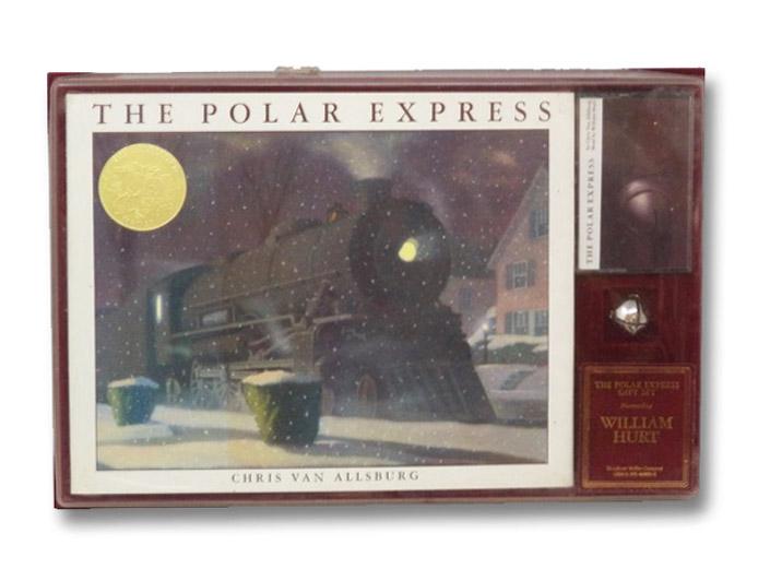 The Polar Express Gift Set (Book & Cassette Tape), Van Allsburg, Chris
