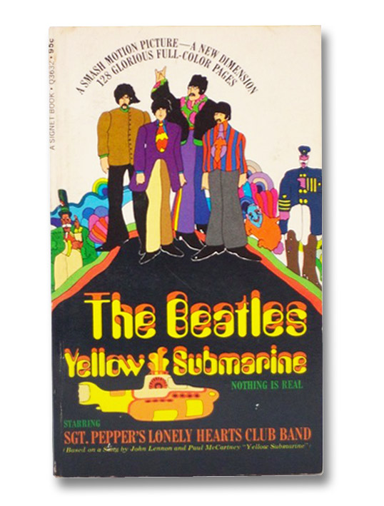 The Beatles: Yellow Submarine: This Voyage Chartered, Wilk, Max