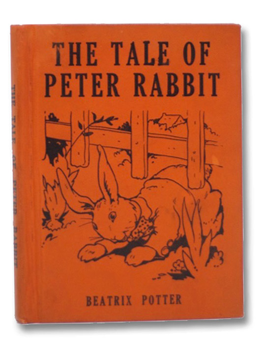 The Tale of Peter Rabbit, Potter, Beatrix