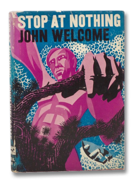 Stop at Nothing (Simon Herald, Book 2), Welcome, John