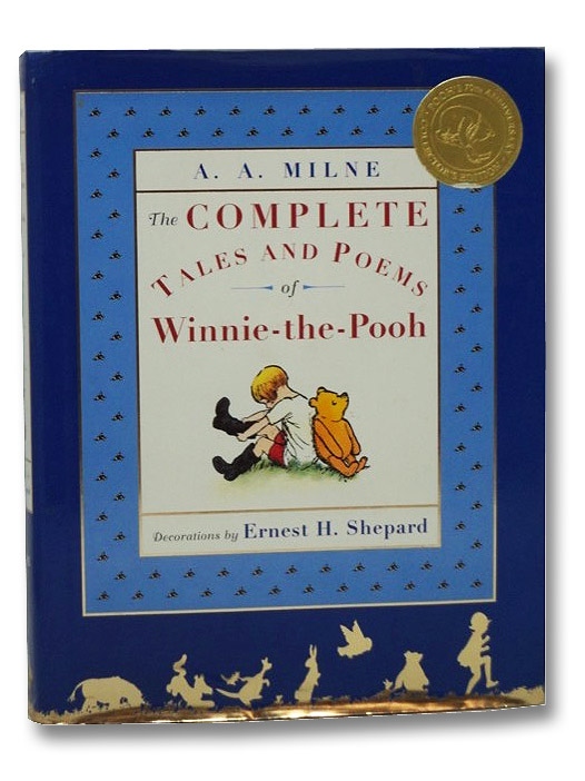 The Complete Tales & Poems of Winnie-the-Pooh, Milne, A.A.