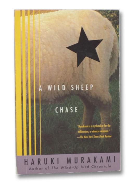 A Wild Sheep Chase: A Novel, Murakami, Haruki