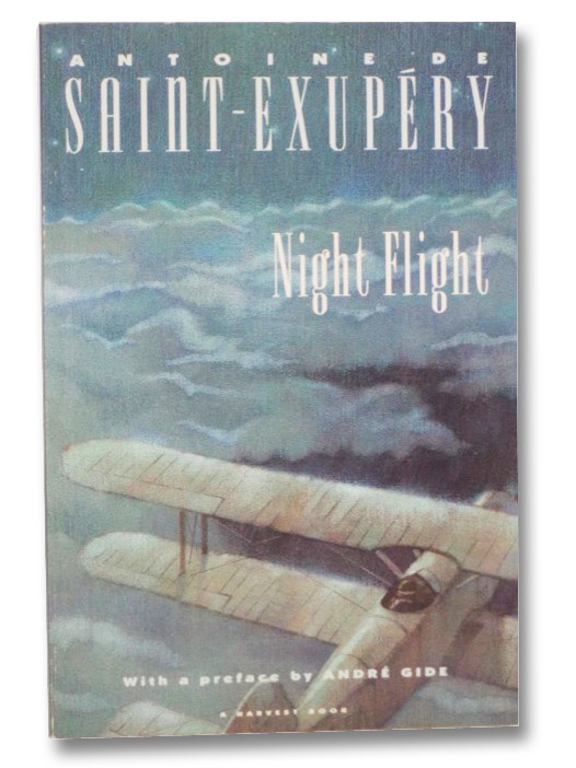 Night Flight, De Saint-Exupery, Antoine