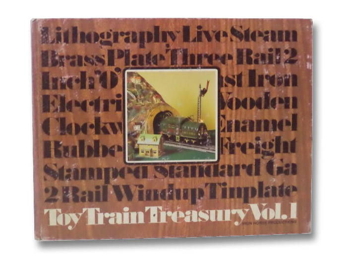 Toy Train Treasury: Volume 1, Hare, Frank