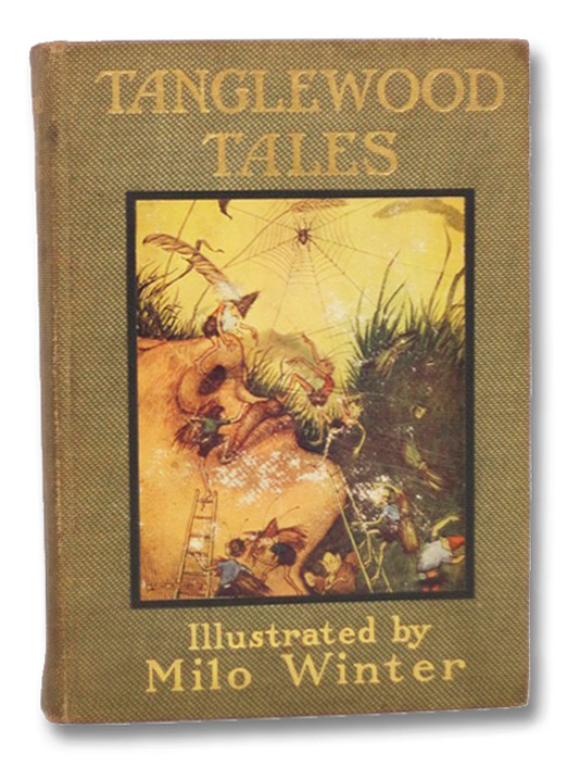 Tanglewood Tales (Windermere Edition), Hawthorne, Nathaniel; Winter, Milo