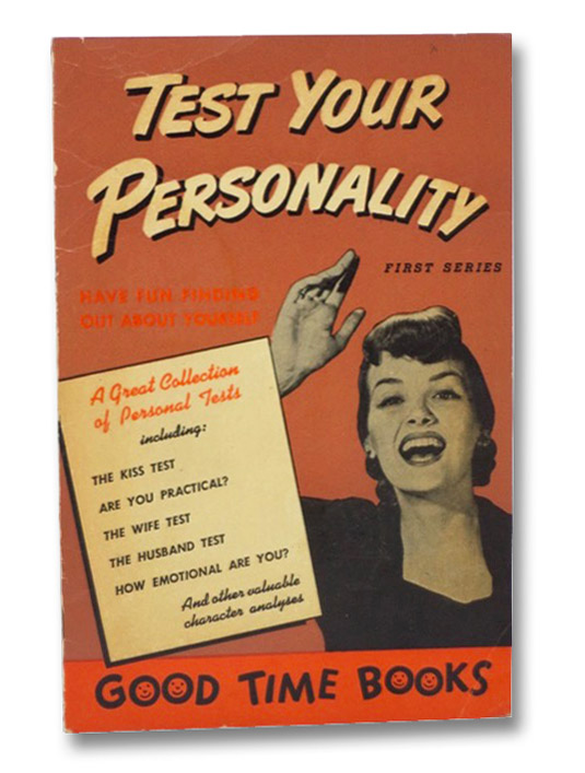 Test Your Personality (First Series), Hart, Harold