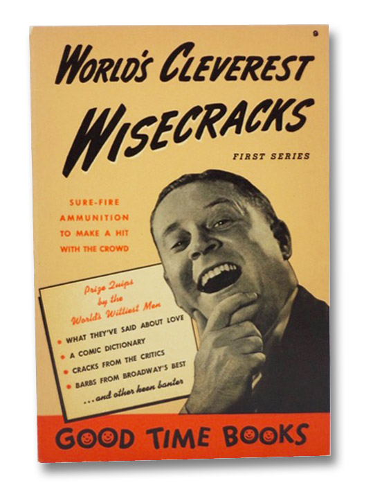 World's Cleverest Wisecracks (First Series), Hart, Harold