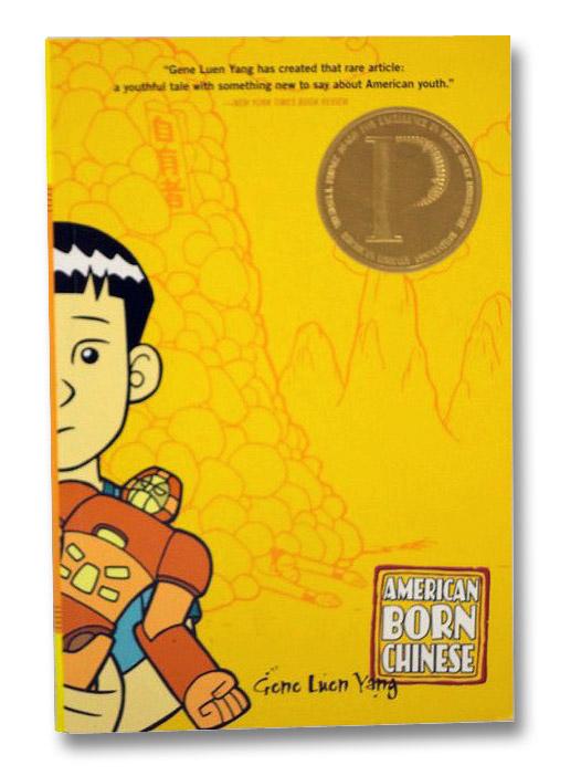 American Born Chinese, Yang, Gene Luen