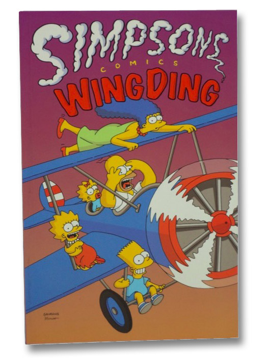 Simpsons Comics Wingding, Groening, Matt