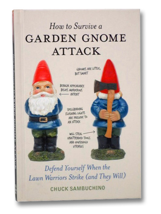 How to Survive a Garden Gnome Attack, Sambuchino, Chuck