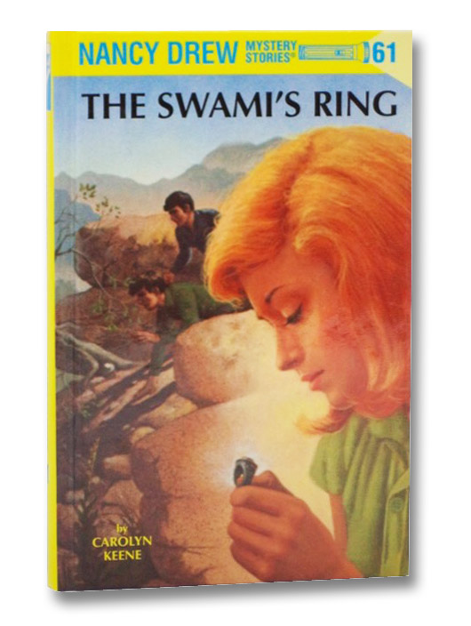 Nancy Drew 61: The Swami's Ring, Keene, Carolyn