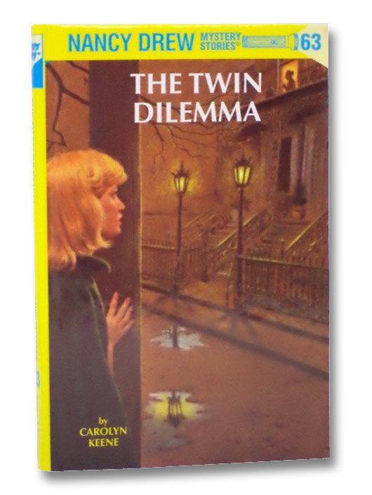 The Twin Dilemma (Nancy Drew No. 63), Keene, Carolyn
