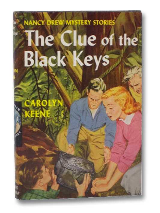 The Clue of the Black Keys (Nancy Drew #28), Keene, Carolyn