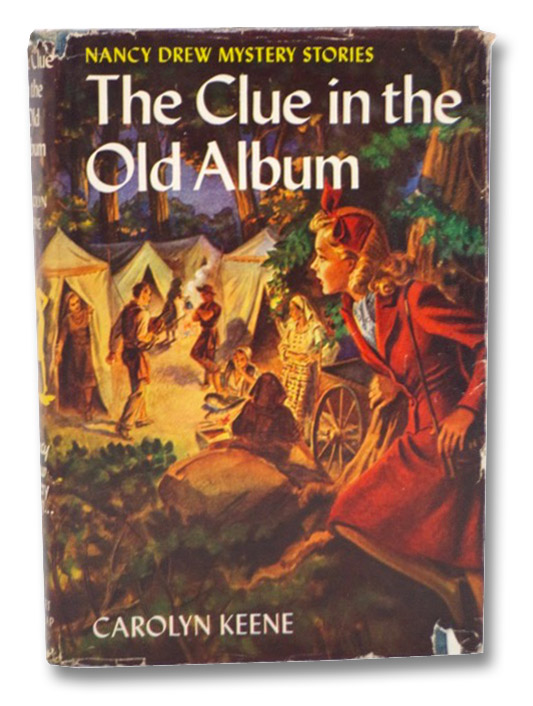 The Clue in the Old Album (Nancy Drew No. 24), Keene, Carolyn