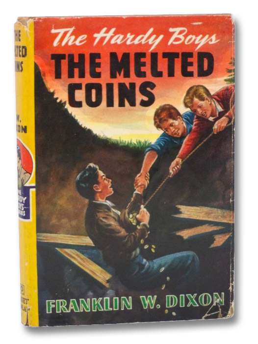 The Melted Coins (The Hardy Boys Mystery Stories #23), Dixon, Franklin W.