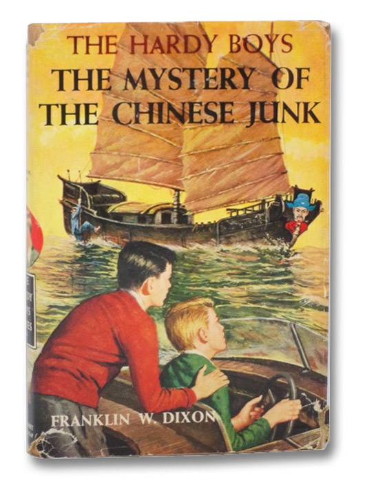 The Mystery of the Chinese Junk (The Hardy Boys Mystery Stories #39), Dixon, Franklin W.