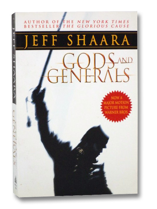 Gods and Generals, Shaara, Jeff