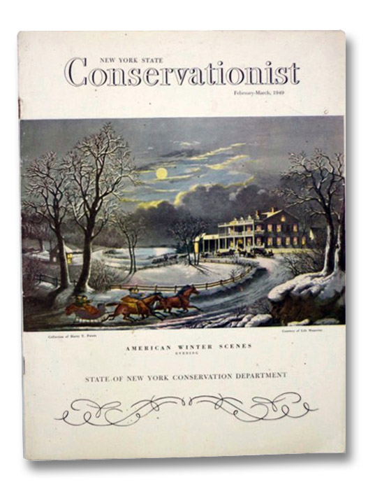 New York State Conservationist, February-March, 1949, Volume 3, Number 4, State of New York Conservation Department