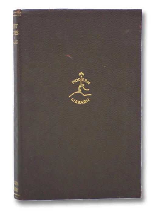 Short Stories (Modern Library), Balzac, Honore de