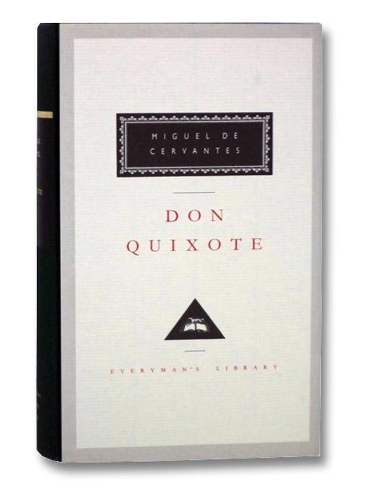 Don Quixote (Everyman's Library), Cervantes, Miguel De