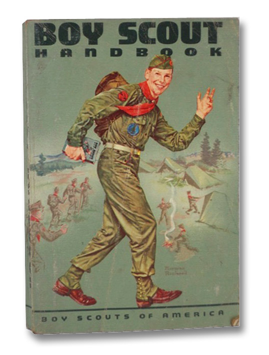 Boy Scout Handbook: A Handbook of Training for Citizenship through Scouting, Boy Scouts of America