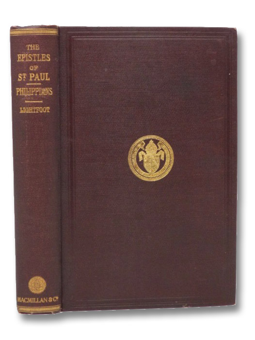 St. Paul's Epistle to the Philippians, Lightfoot, J.B.