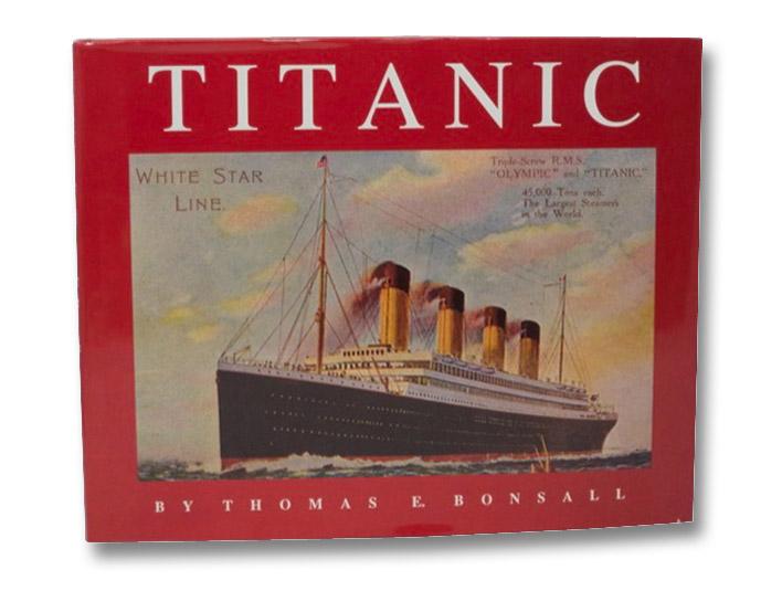 Titanic, Bonsall, Thomas E.