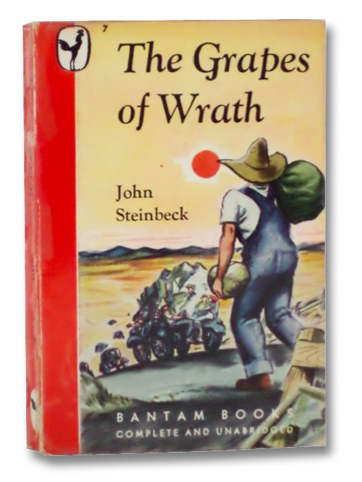 The Grapes of Wrath (Bantam No. 7), Steinbeck, John