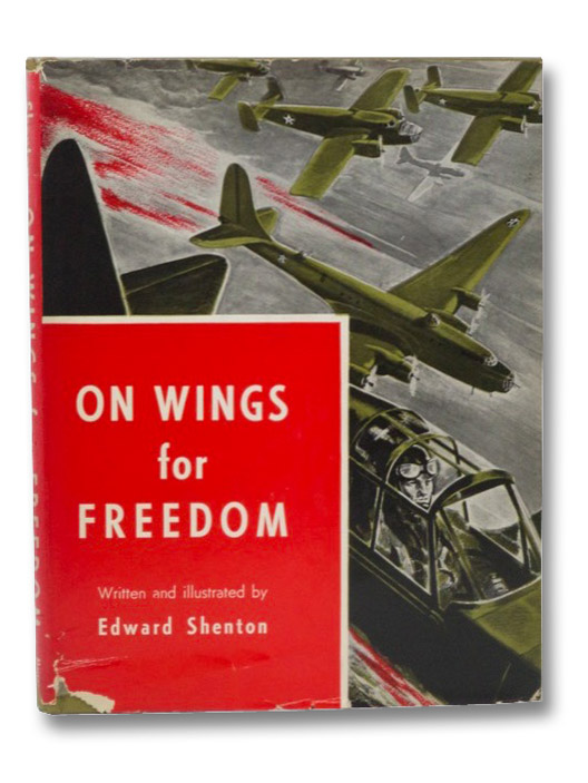 On Wings for Freedom, Shenton, Edward
