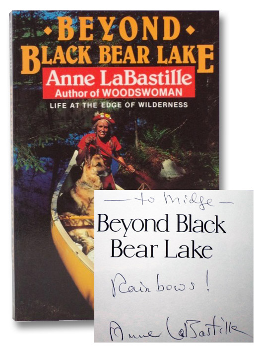 Beyond Black Bear Lake: Life at the Edge of Wilderness, LaBastille, Anne