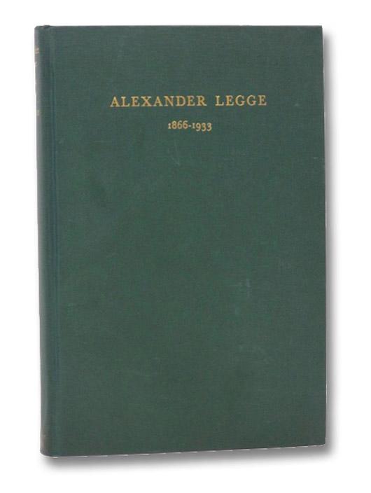 Alexander Legge, 1866-1933, Crissey, Forrest