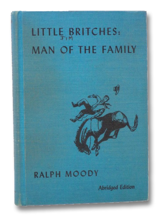 Little Britches: Man of the Family, Moody, Ralph; Shenton, Edward