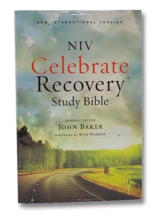 NIV, Celebrate Recovery Study Bible, Baker, John (editor)