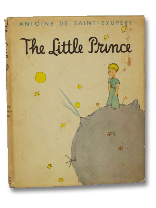 The Little Prince, De Saint Exupery, Antoine; Woods, Katherine