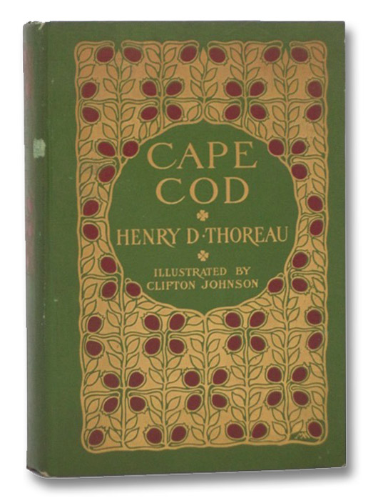 Cape Cod, Thoreau, Henry D. [David]