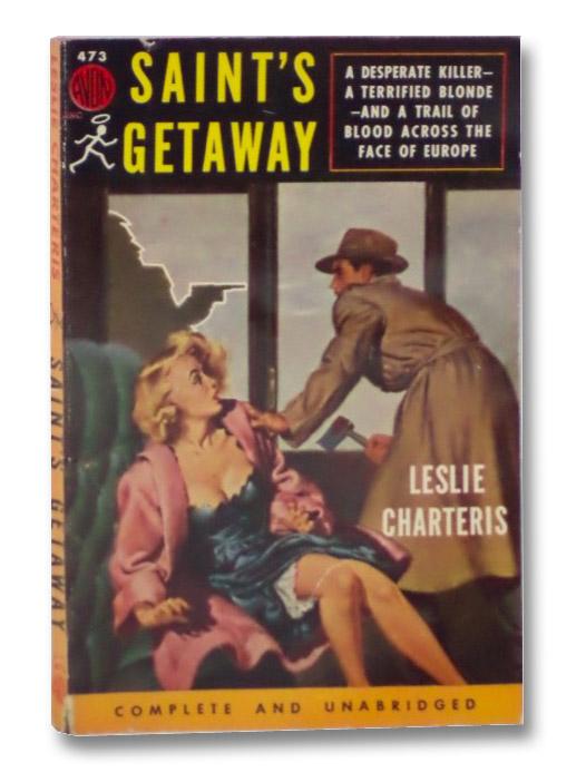The Saint's Getaway (Avon 473), Charteris, Leslie