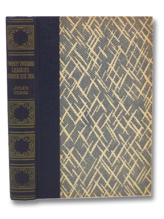 Twenty Thousand Leagues Under the Sea (Art Type Edition), Verne, Jules